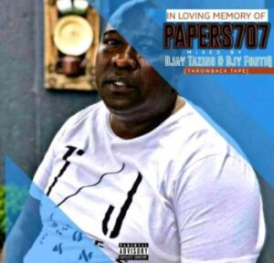 Djay Tazino – In Loving Memory Of Papers 707 Ft. Djy Fontiq SA (Strictly Mdu Aka TRP)