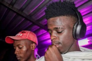 Skroef28 – Unknown Piano Session Mix Ft. Nkulee 501