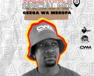 Ceega – Valentine Special Mix 2021 (Love Lives Here)