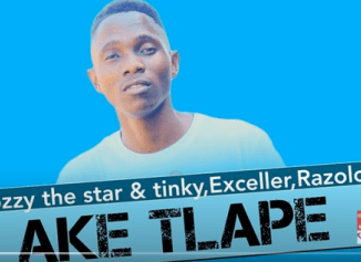 Clozzy the Star – Ake Tlape Ft. Exceller, Tinky & Razolo (Original Mix)