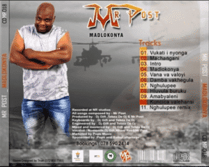 Josiah de Disciple – Machangani