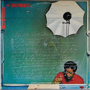 ALBUM: Bill Withers – + 'Justments